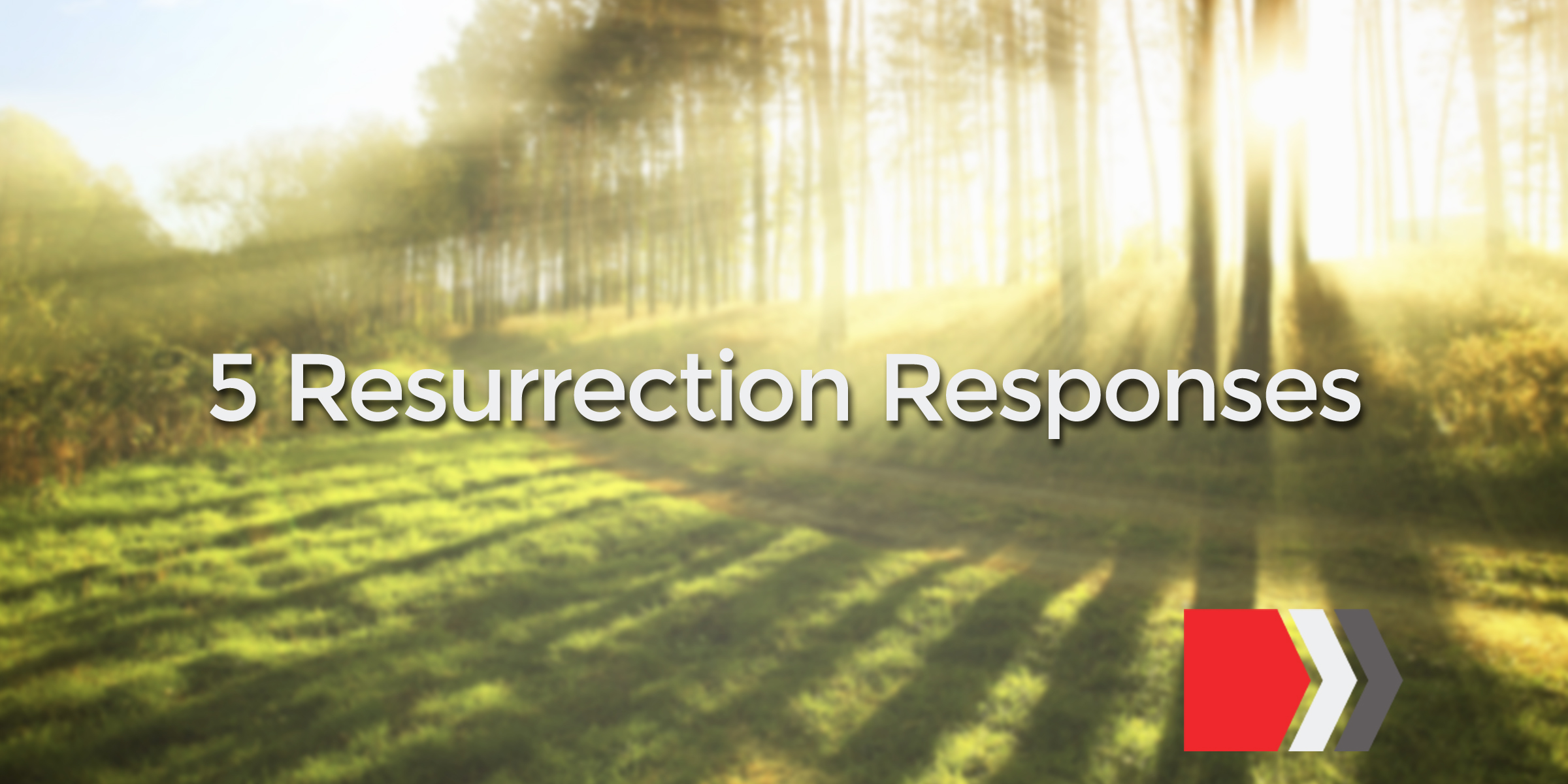 5 Resurrection Responses