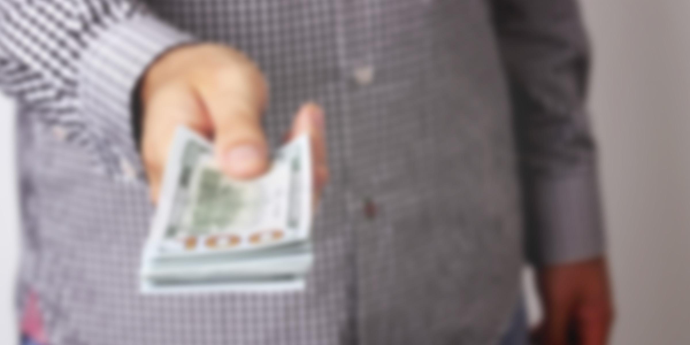 Giving Money: The Quiet Generous Heart
