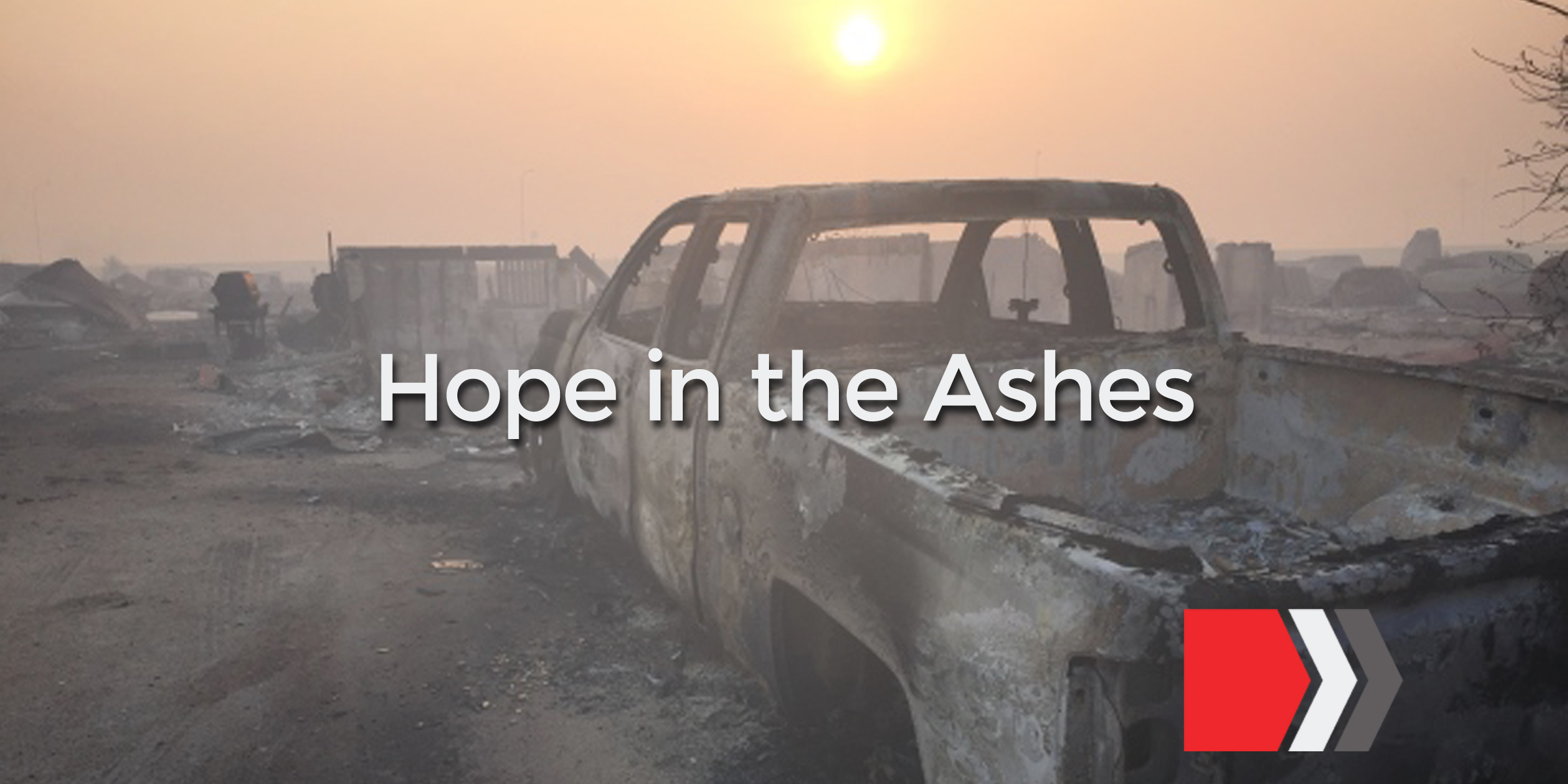 Hope in the Ashes