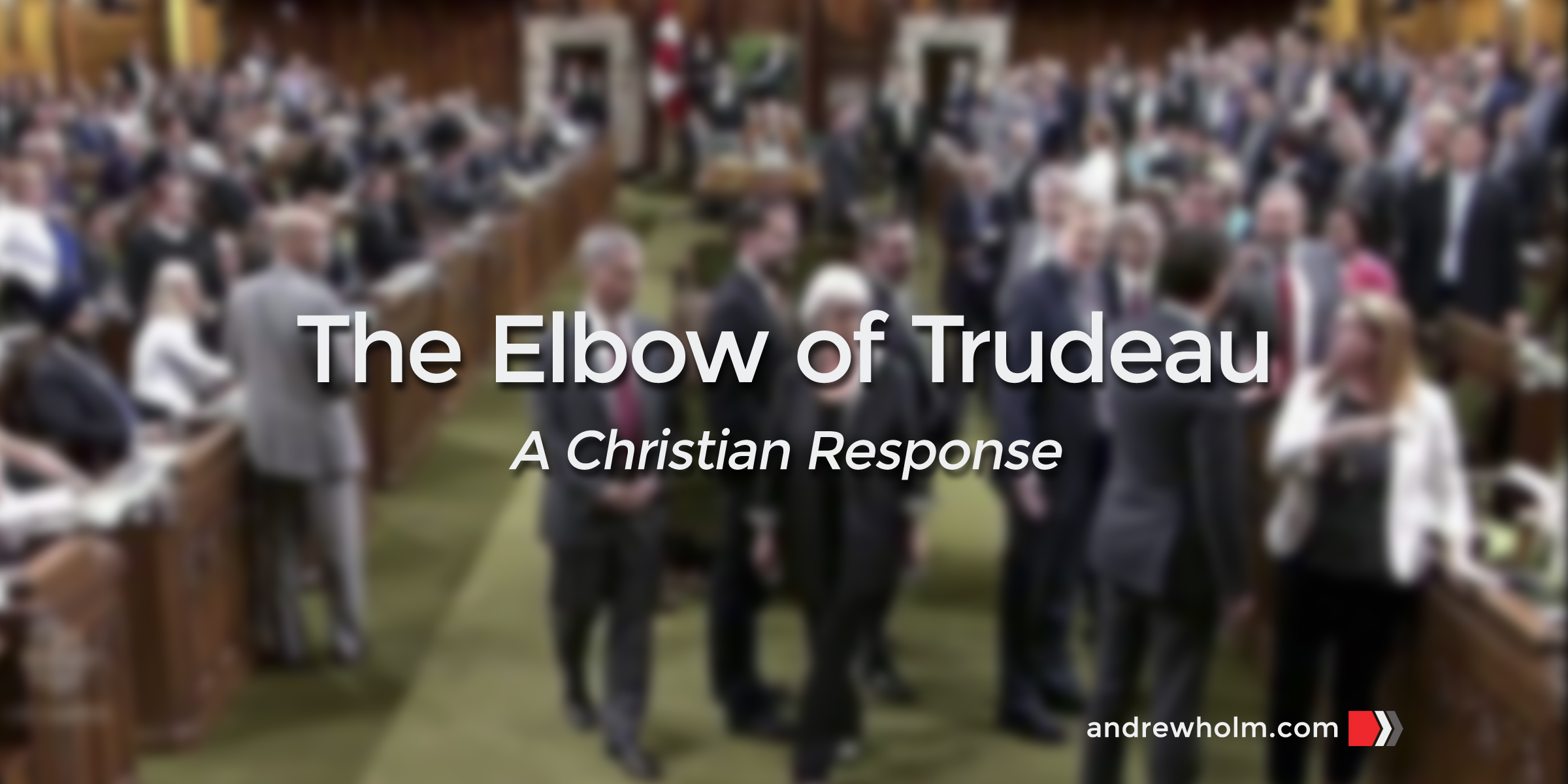 The Elbow of Trudeau