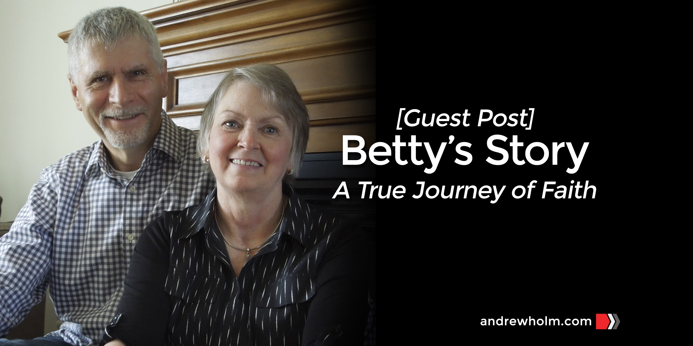 Betty's Story [Guest Post]