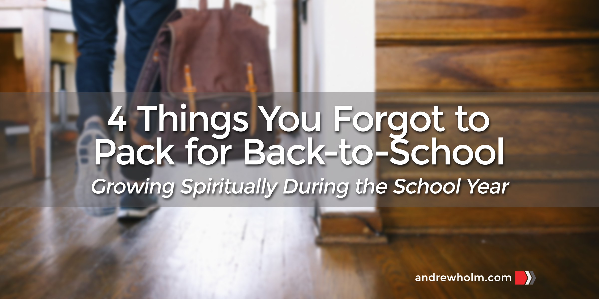 4 Things You Forgot To Pack for Back-to-School