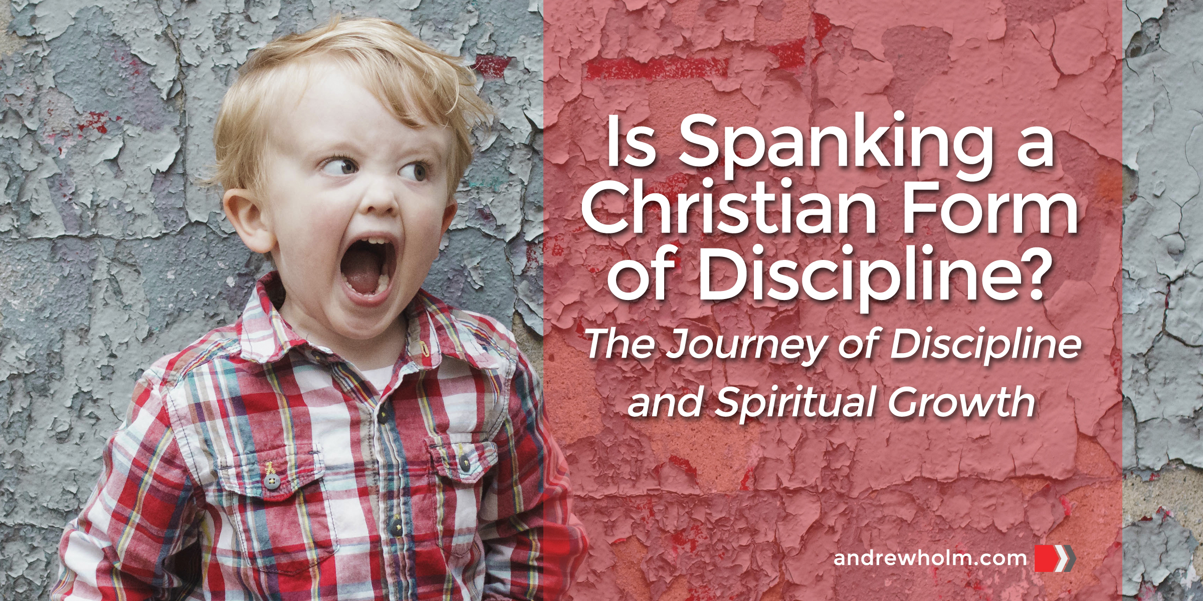 an argument against spanking children as a form of discipline Instilling discipline into a child's mind should not be done through corporal punishment with corporal punishment, the child is not able to learn how conflicts are resolved compassionately and effectively despite the pain from spanking in lieu of corporal punishment.