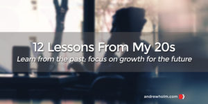 12-lessons-from-my-20s