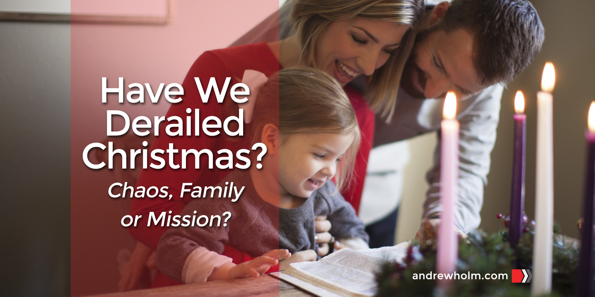 Have We Derailed Christmas?