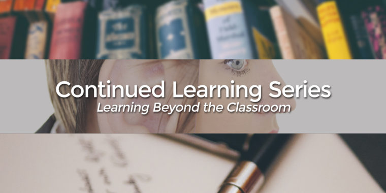 Continued Learning Series