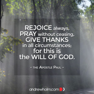 Will of God - Paul