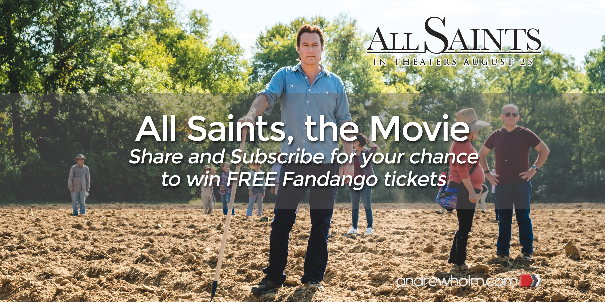 REVIEW: All Saints, the Movie