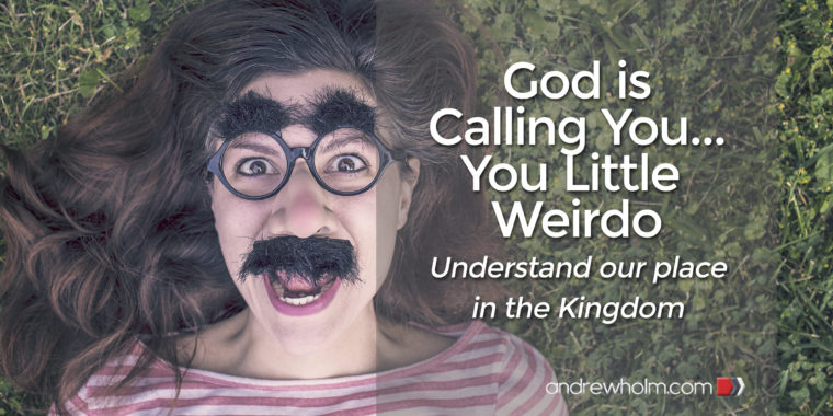 God is calling you ..