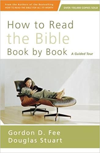 GDF - How To Read The Bible Book by Book