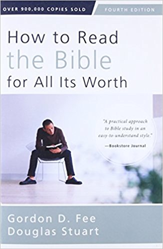 GDF - How To Read The Bible for All Its Worth