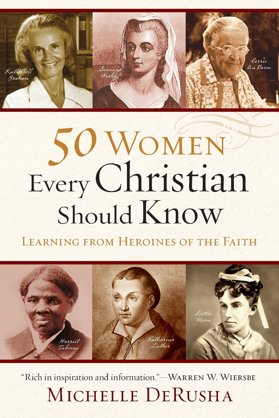 MD- 50 Women Eveny Christian Should Know
