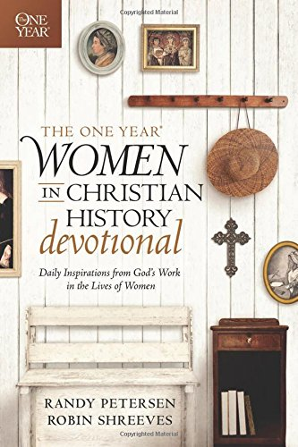 RP-Women In Christian History Devotional