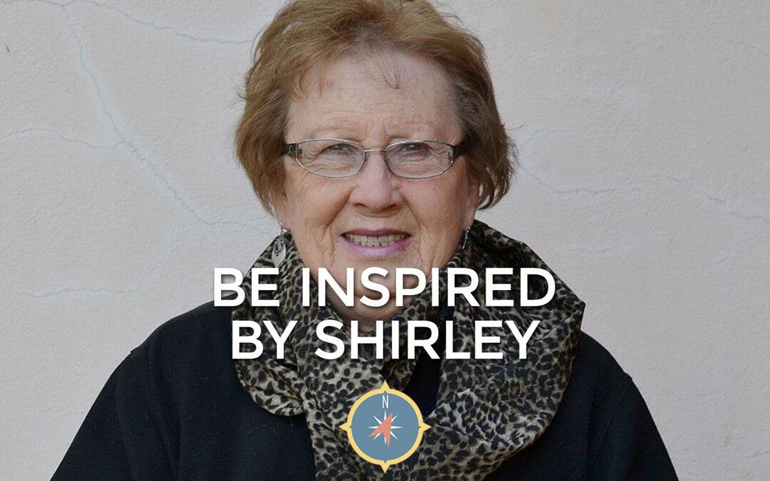 Be Inspired By Shirley